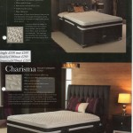 THE CHARME  AND CHARISMA HEALTH POSTURE BEDS