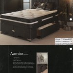 THE AAMIRA  ORTHO  BED