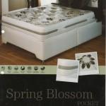 spring blossom 1000 pocket sprung bed